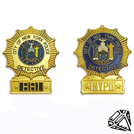 Badge 13