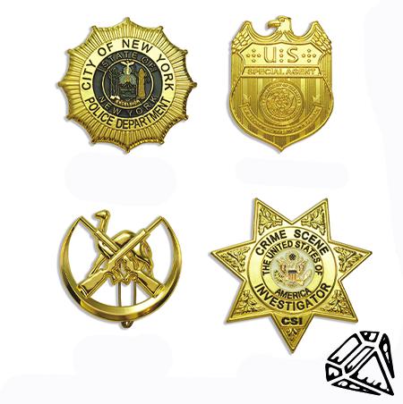 Badge 16