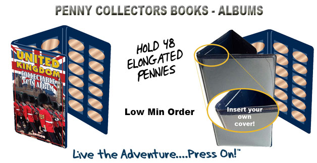 Penny Collectors Albums