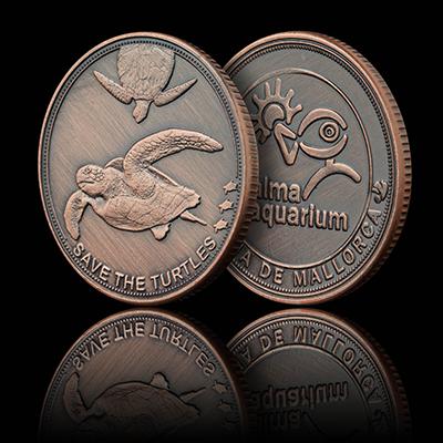 Palma Aquarium Coin