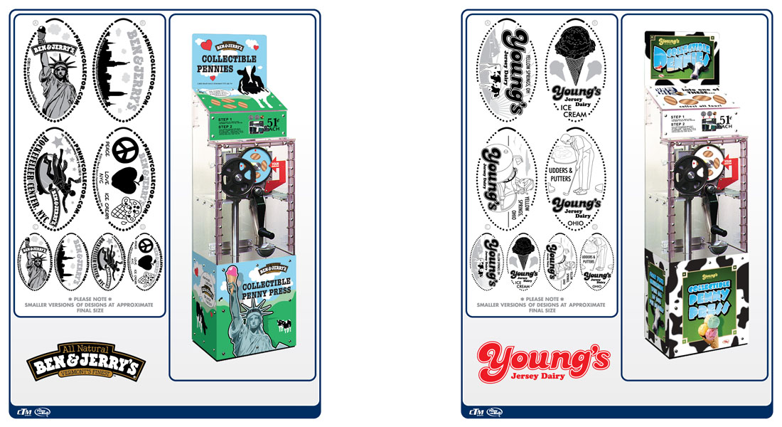 Ben&Jerry's VS Young's