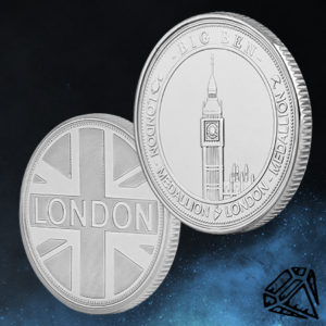 Bigben Silver Coin