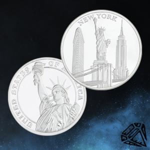 New York Silver Coin