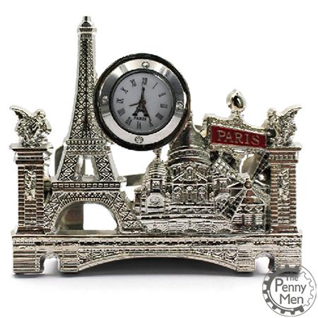 Card Holder Clock