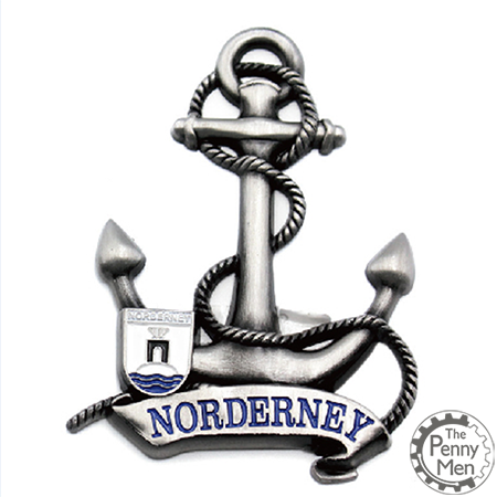 Norderney fridge magnet