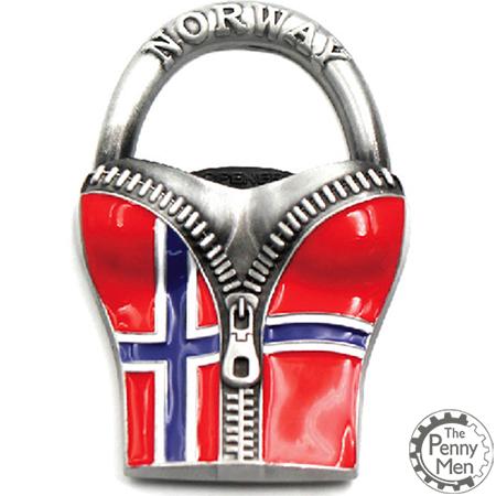 Norway BO Magnet