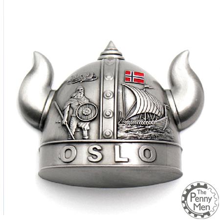 Oslo fridge magnet