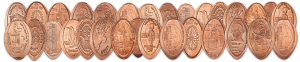 Penny Press Coins